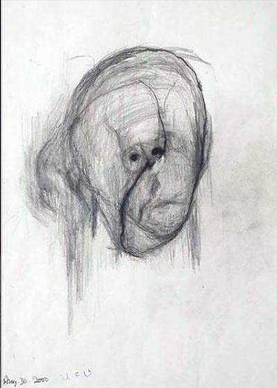 Self Portrait: 2000