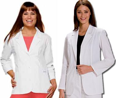 Cherokee Lab Coats