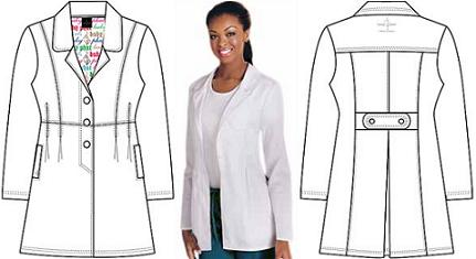 Scrub Pants and Lab Coats to Best Fit You | Healthcare News ...