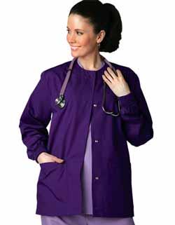 Adar scrub jacket