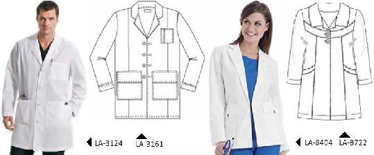 lab coat stores � what should you look for healthcare