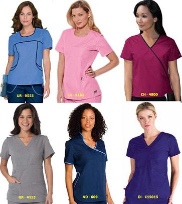 Scrubs Nursing Uniforms Medical Uniforms At Medical Scrubs Mall