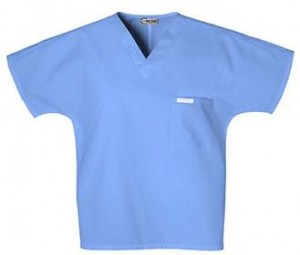 Pulse Uniform   Hospital Scrubs Dolman Sleeves PU-4001